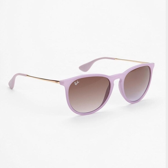 5daa8477f1 Ray-Ban Light Purple Erika Sunglasses Polarized.  M 5a6e6f9b3800c5ff1a5b3889. Other Accessories ...